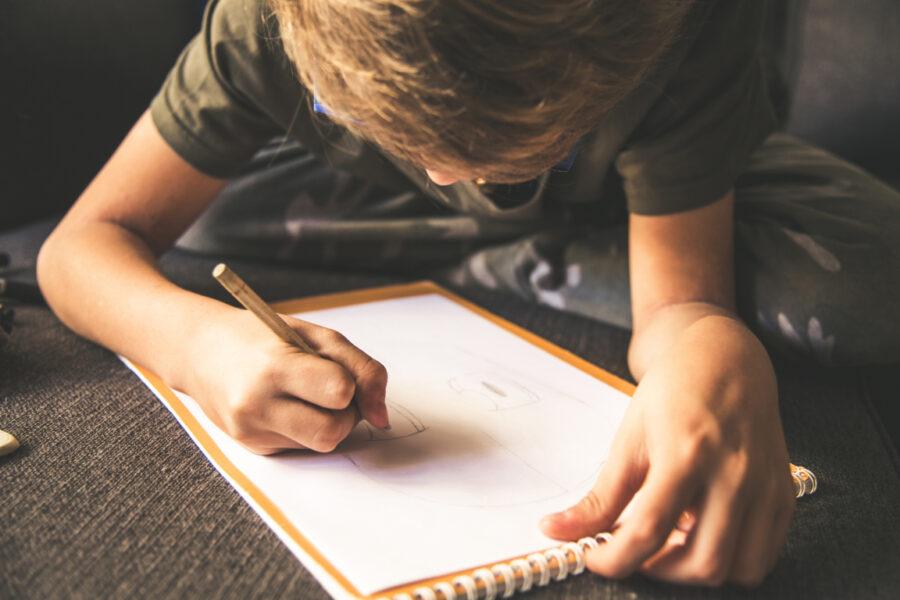 Senza staccare la penna dal foglio