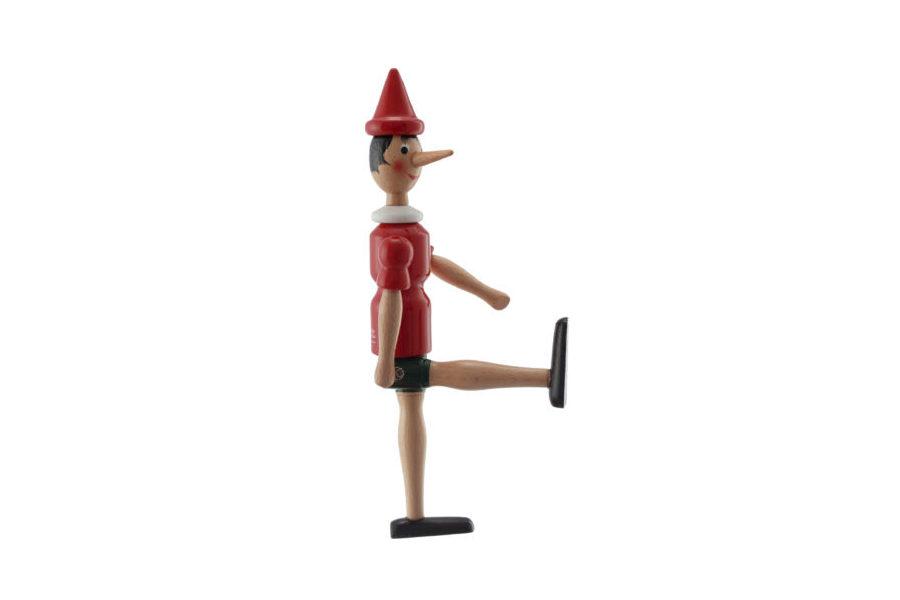 Dov'è Pinocchio? – L'avete risolto?