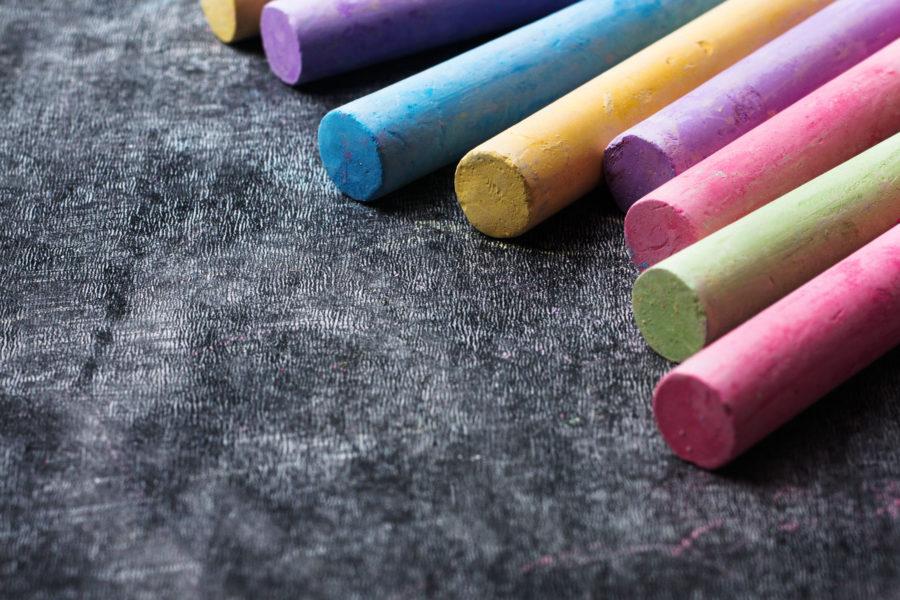 Sulla lavagna: cancella e scrivi – L'avete risolto?